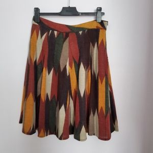 3/$12 Almost Famous wool blend midi skirt …